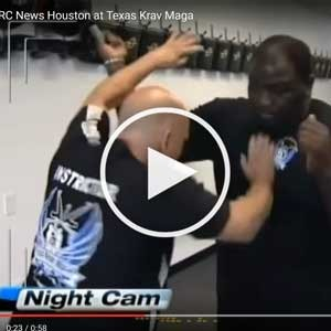KPRC Channel 2 Houston visits Texas Krav Maga Katy in response to Lone Star College stabbing