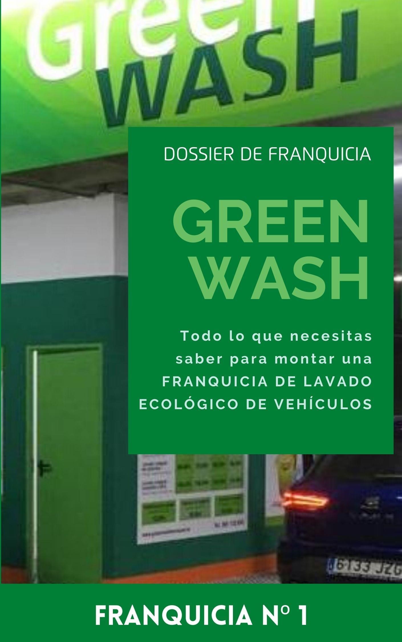 Green Wash Franquicia