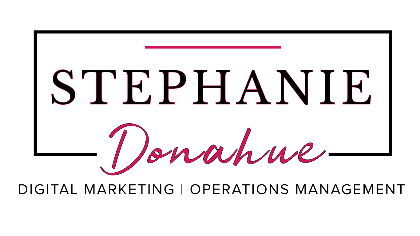 Stephanie Donahue, Certified Online Business Manager