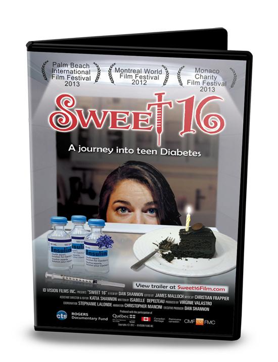 Sweet 16 DVD