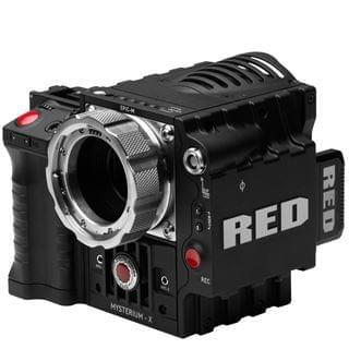 Red and Arri Camera Rentals