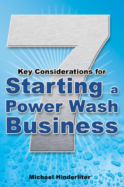 Starting a Power Wash Business