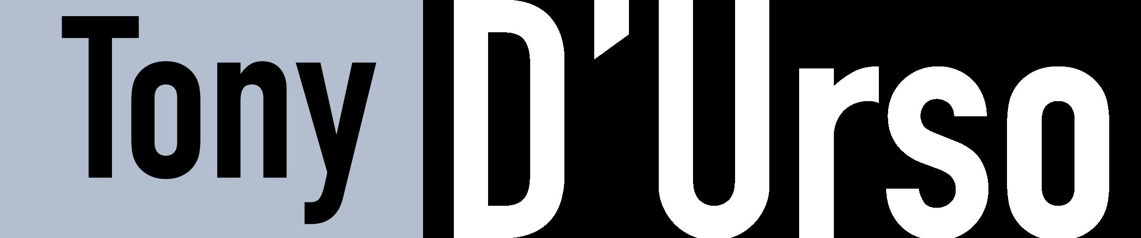 Tony D'urso Logo
