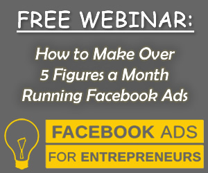 Facebook Ads For Entrepreneurs Free Webinar