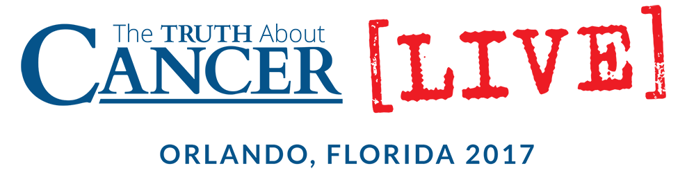 The Truth About Cancer Ultimate Live Symposium logo