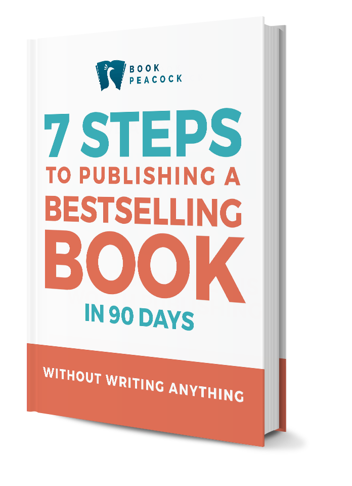 7 Steps to Publishing a Bestselling Book Image