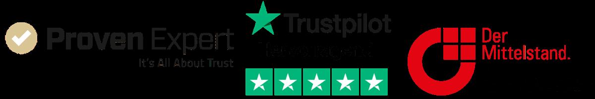 Kundenbewertungen für Social Media Schwaben auf ProvenExpert.com