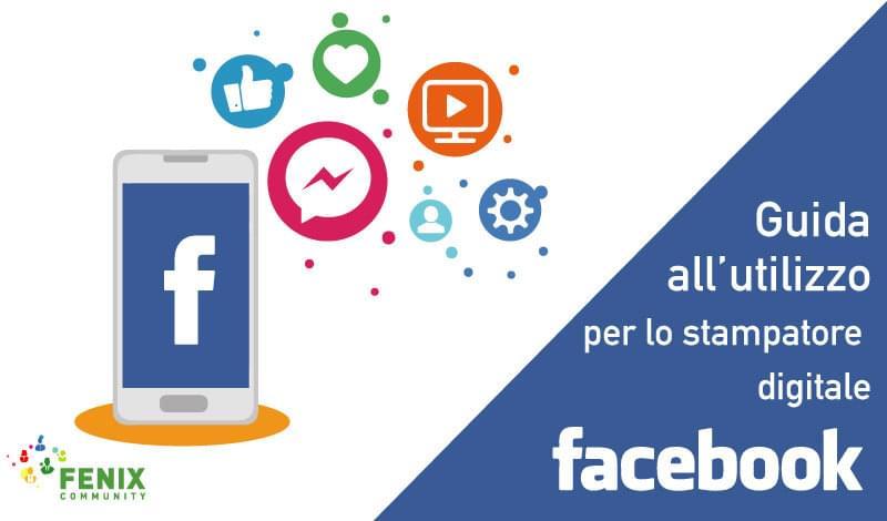 Fenix Community Corso Facebook per la stampa di grande formato
