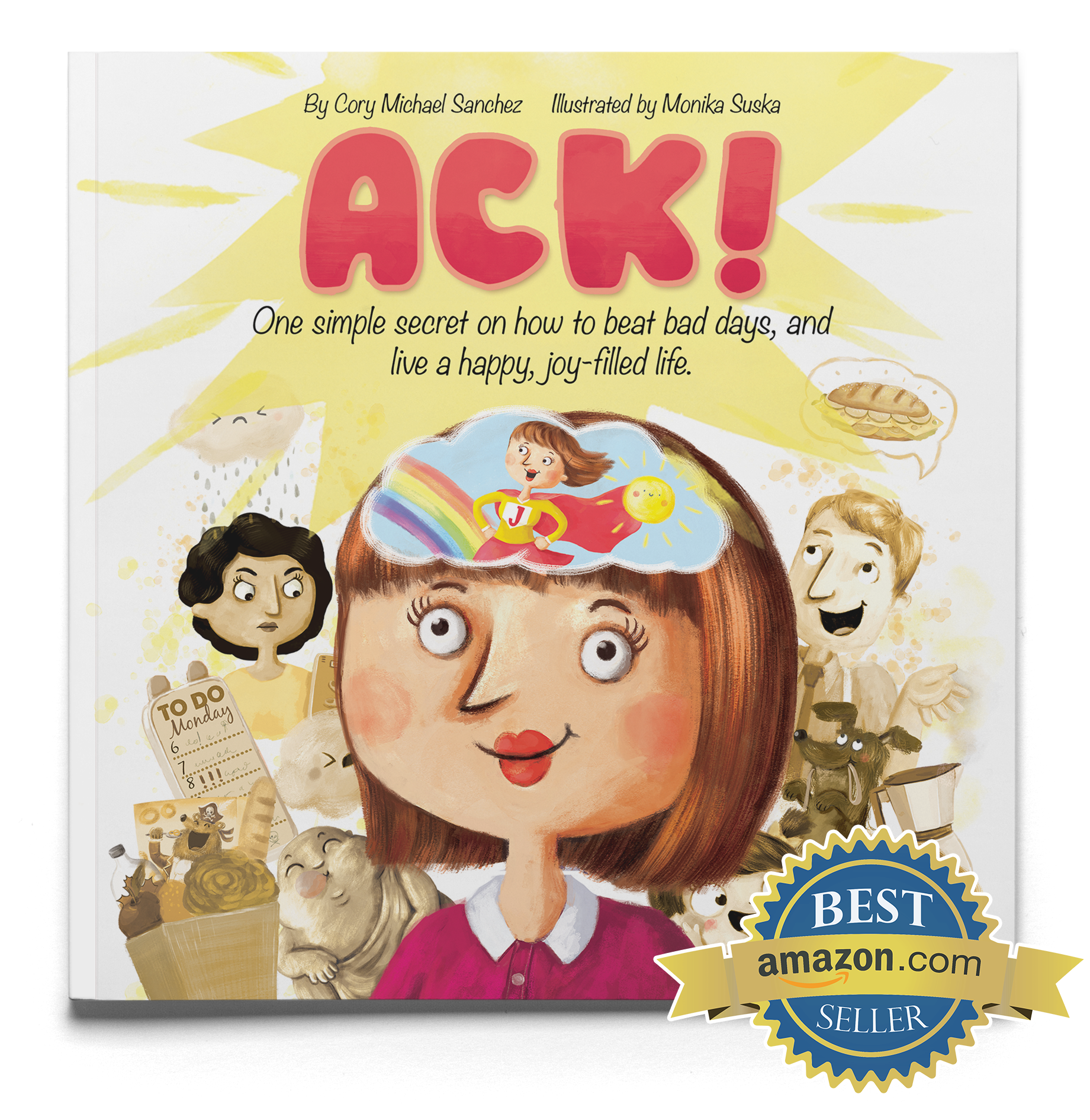 ACK! THE BOOK