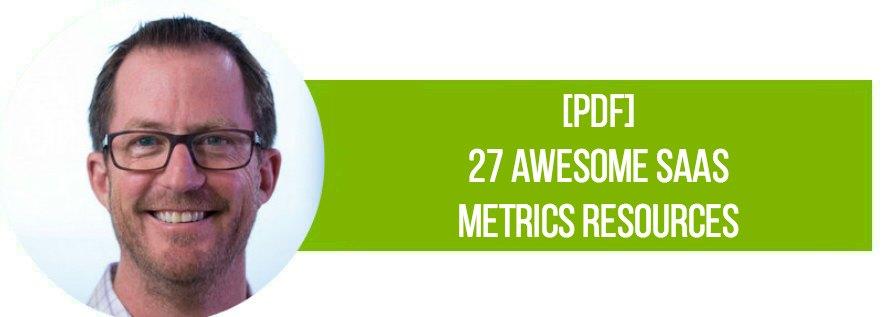 SaaS Metrics Resources
