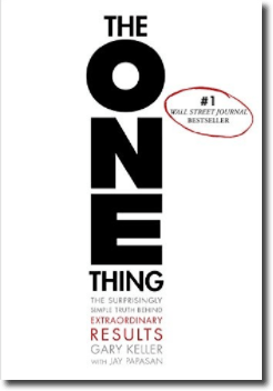 The One Thing | Buy on Amazon