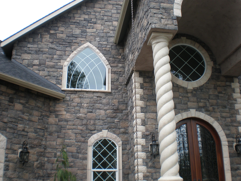 Home Building Industry Manufactured Stone Veneer Jeff Heggie