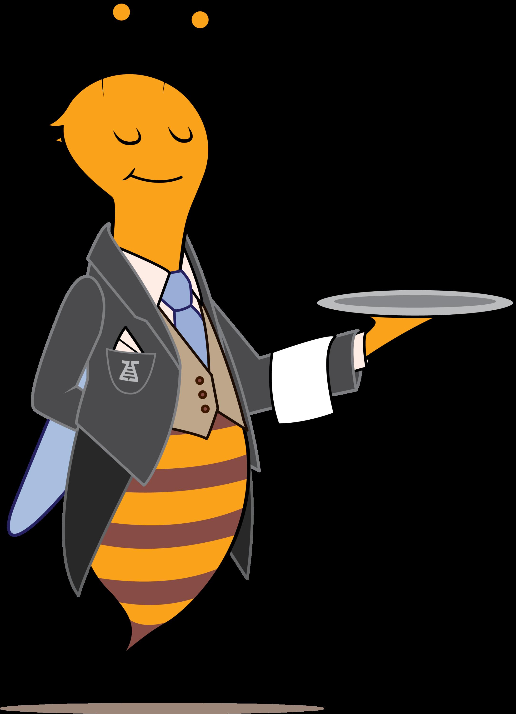 Rent-a-bee bee