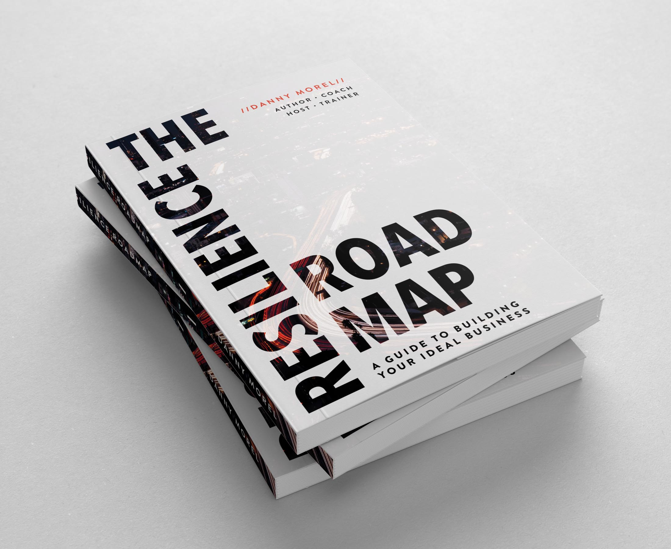 THE RESILIENCE ROAD MAP BOOK