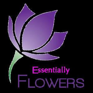 essentially flowers logo