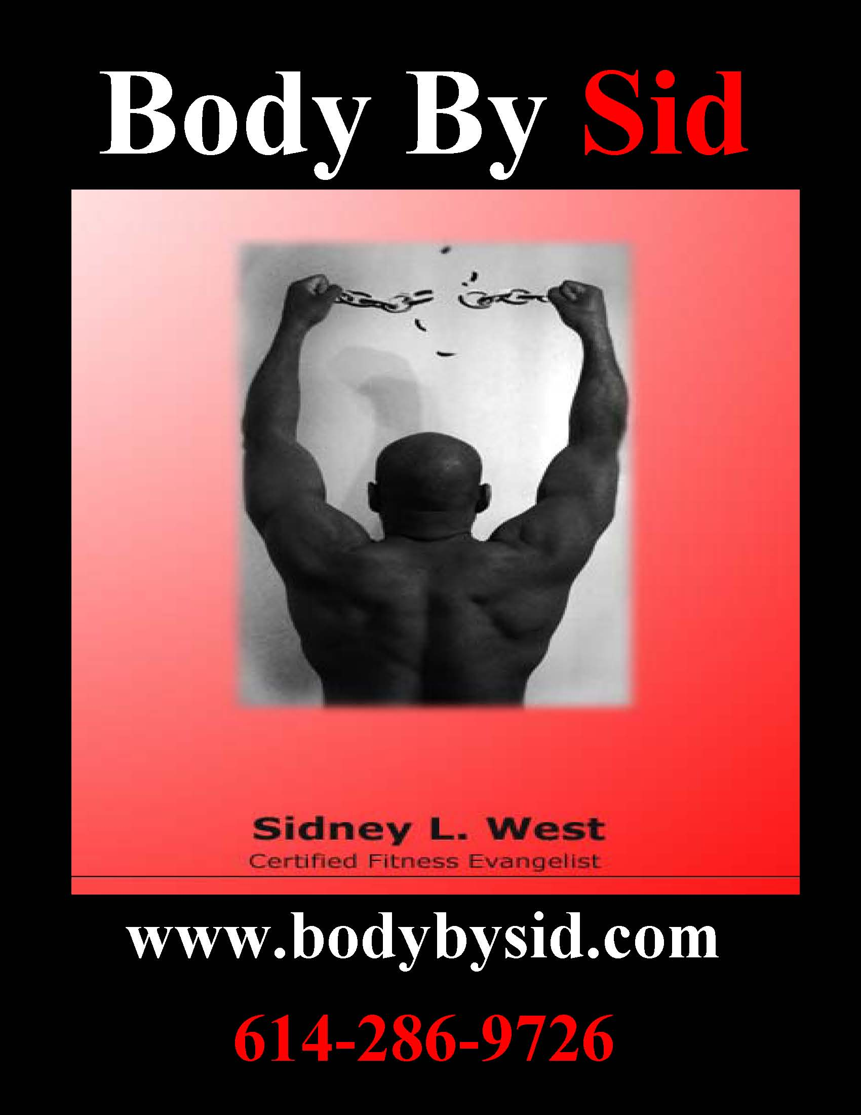 ...Get the body you deserve!