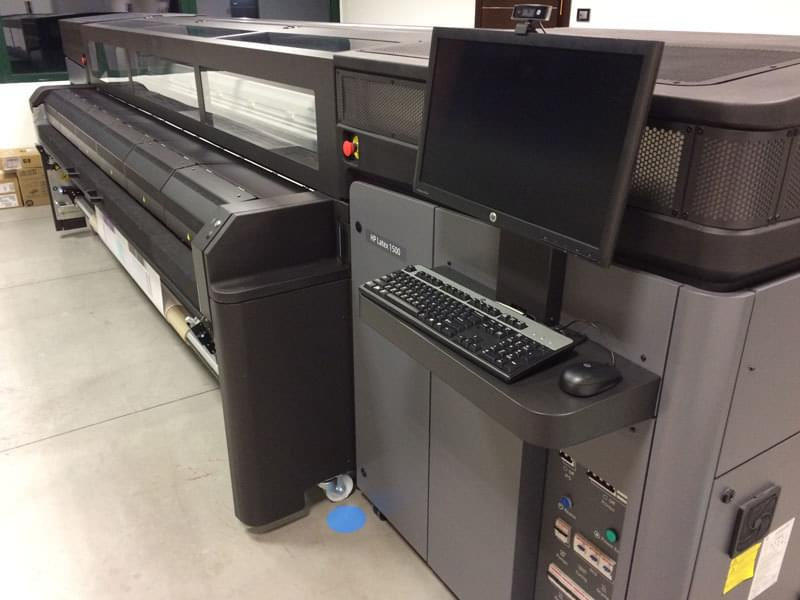 HP Latex 1500 Fenix Digital Group