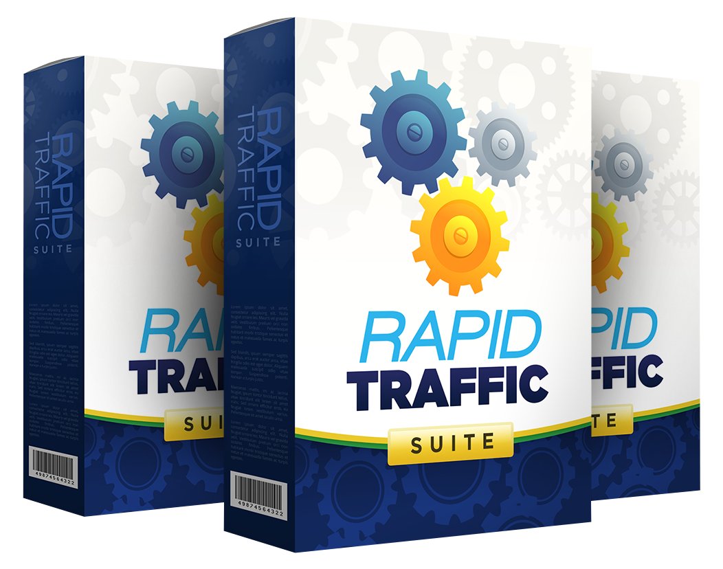 Rapid Traffic Suite Review - A Great Deal That You Don't Want To Miss! 1
