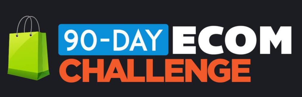 90 DAY ECOM CHALLENGE LOGO