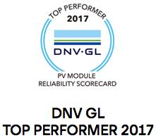 DNV GL TOP PERFORMER 2017