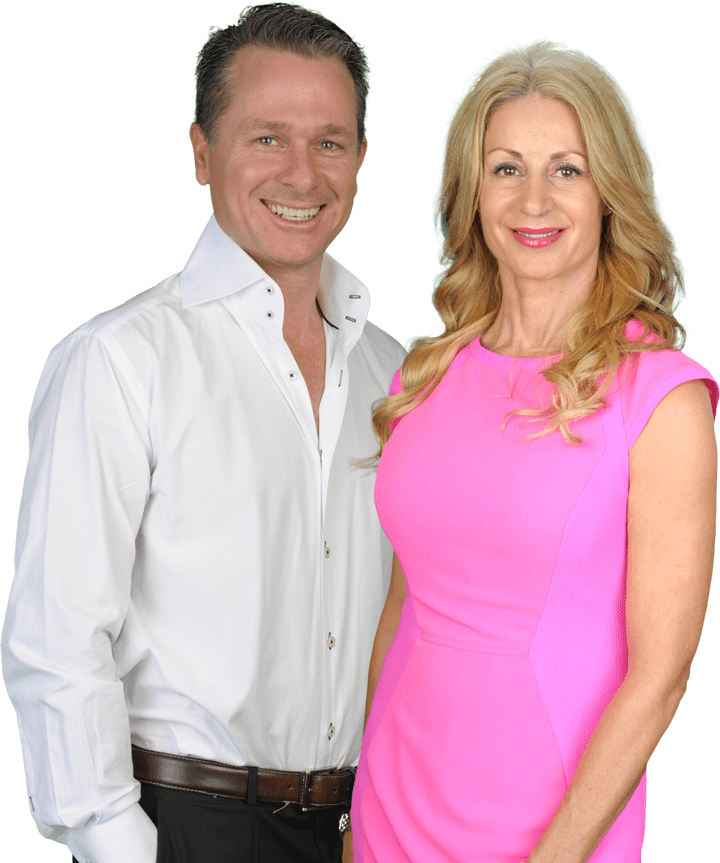 Matt & Amanda Clarkson Live Now Education
