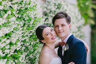 Liz and Tyson's Watsons Bay Wedding