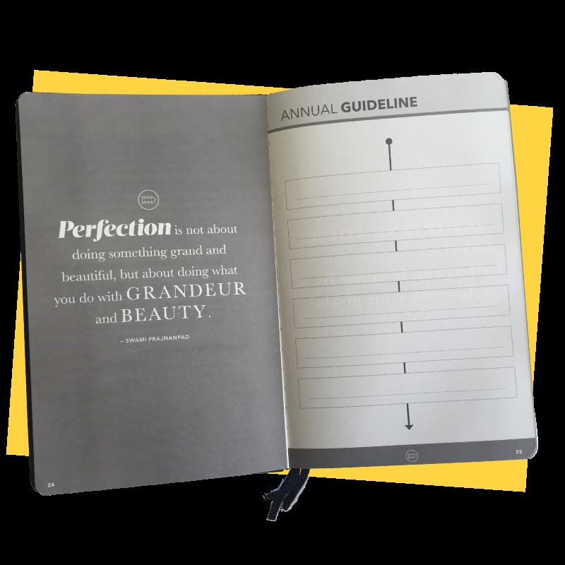 Effic Planner - Annual Guideline
