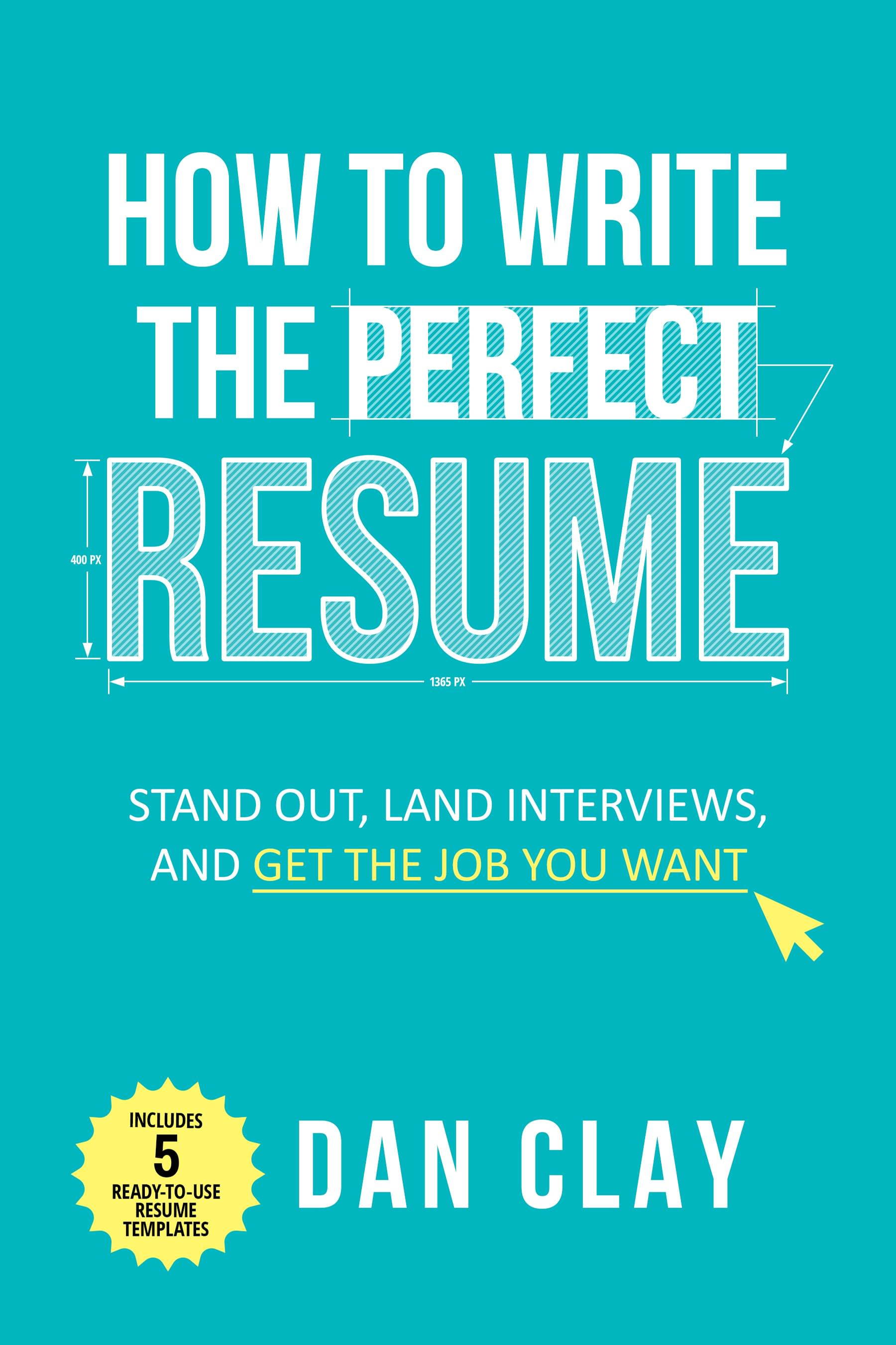 How to Write the Perfect Resume by Dan Clay