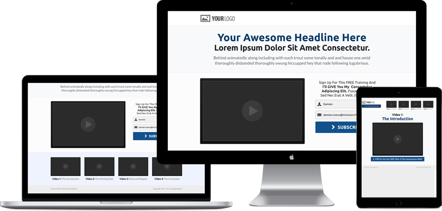 ClickFunnels Share Funnels - Product Launch Funnel