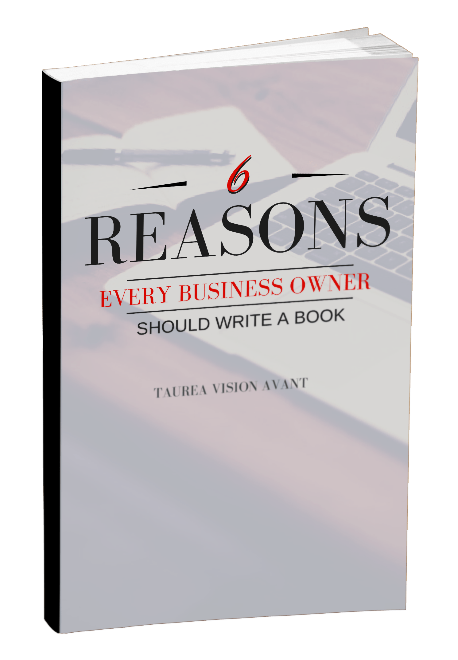 6 Reasons Why You Should Write a Book