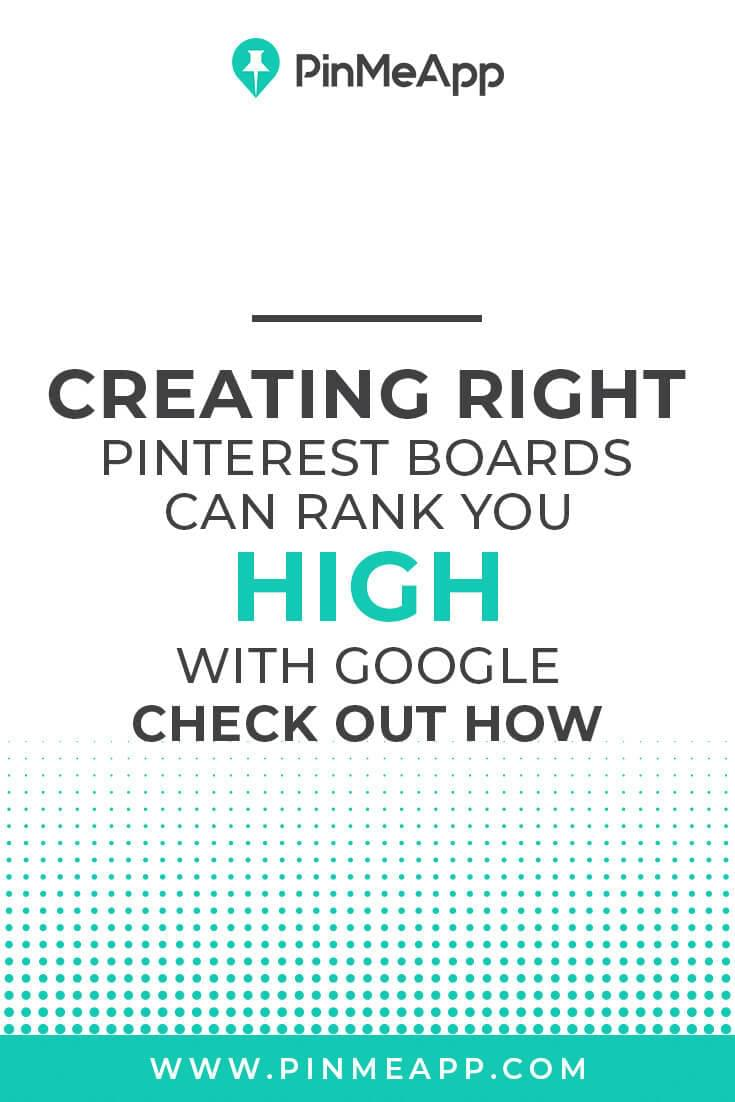 pinterest management, pinterest automation, how to rankk high in google