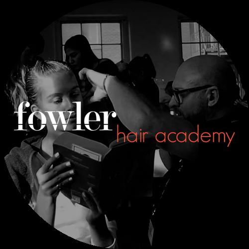 Fowler Hair Academy button