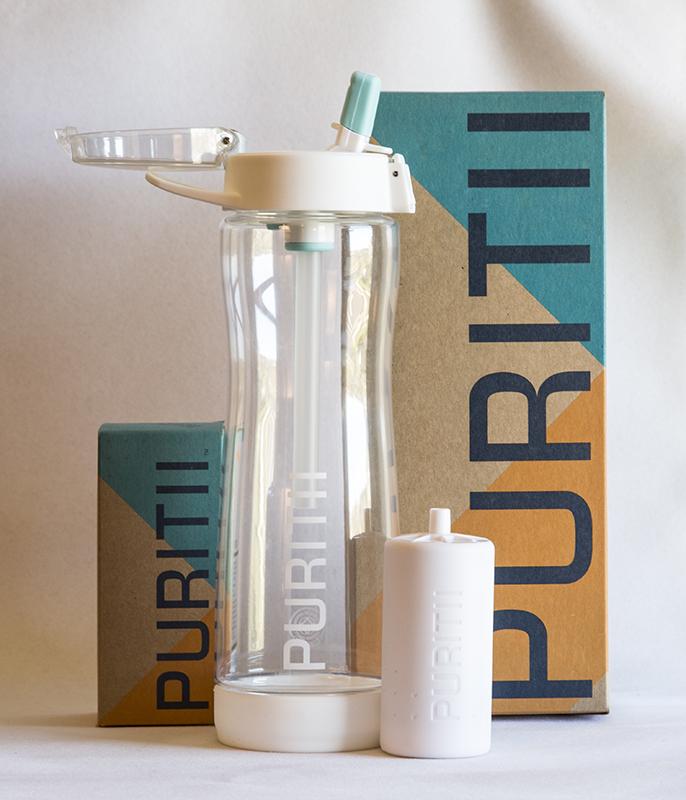 Puritii Bottle & Filter
