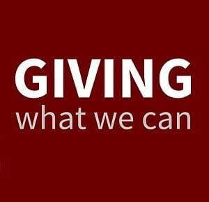 Giving What We Can Pledge Logo