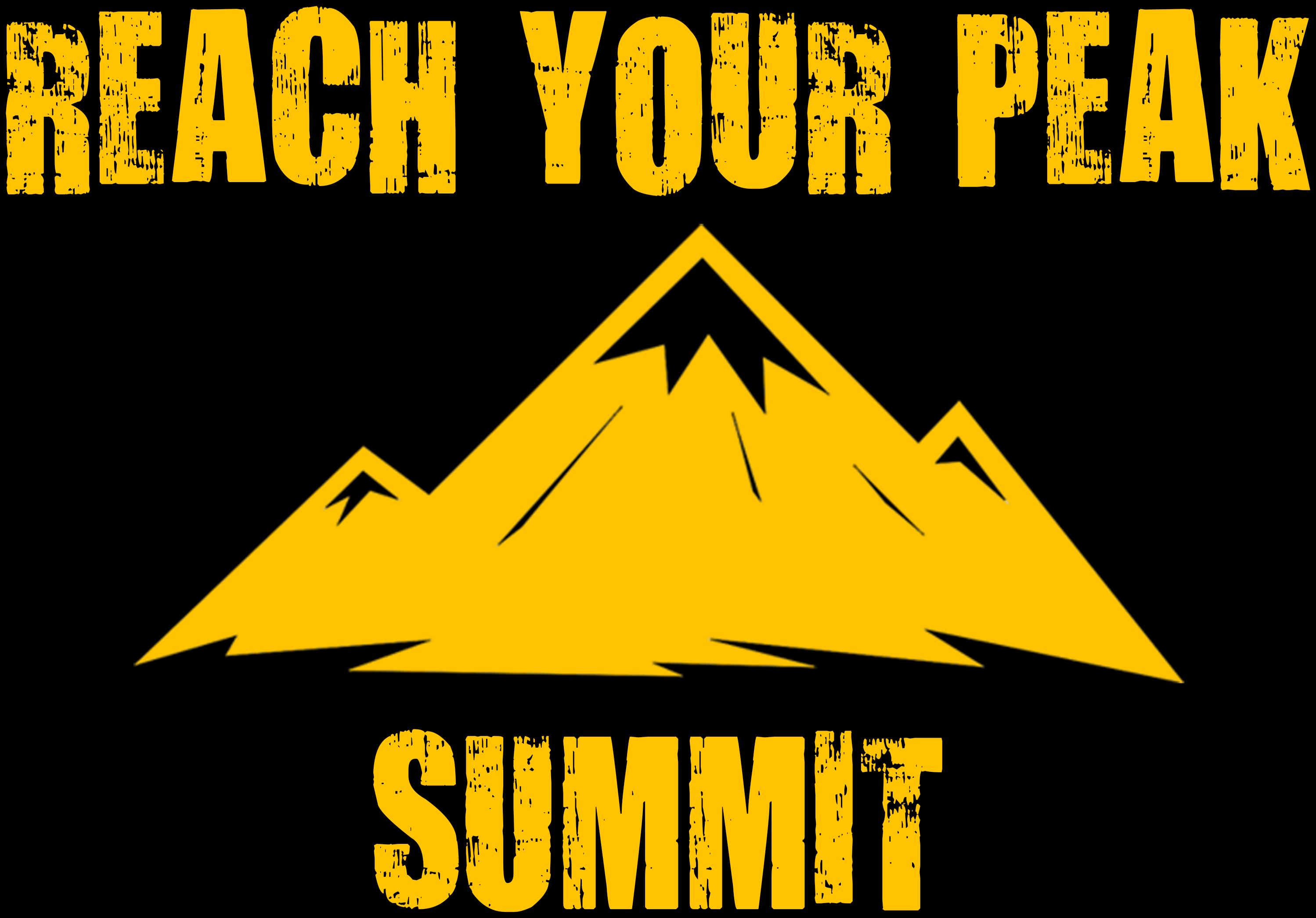 Reach Your Peak Summit