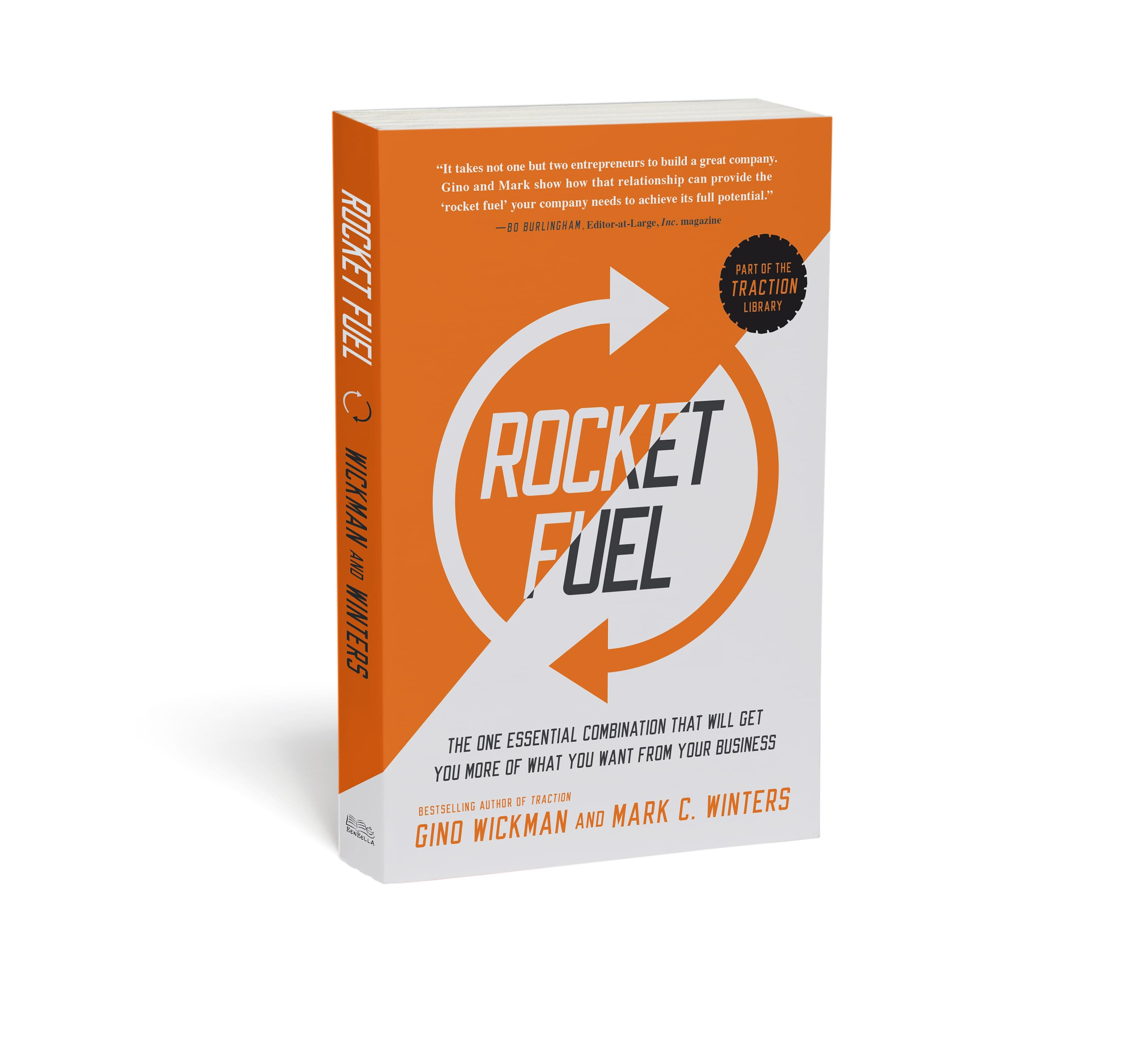Rocket Fuel: The One Essential Combination Book
