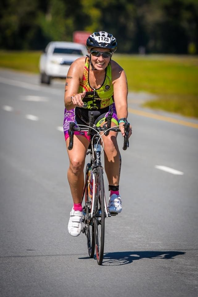 Ironman Triathlete