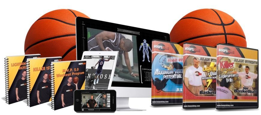 Alan Stein Elite Athletic Performance System