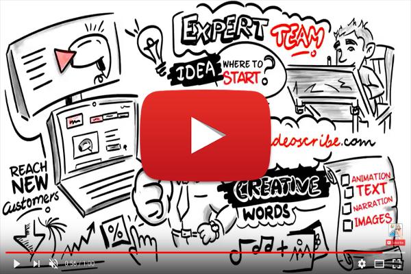Whiteboarda Animation After Effects - Presentazione animata home