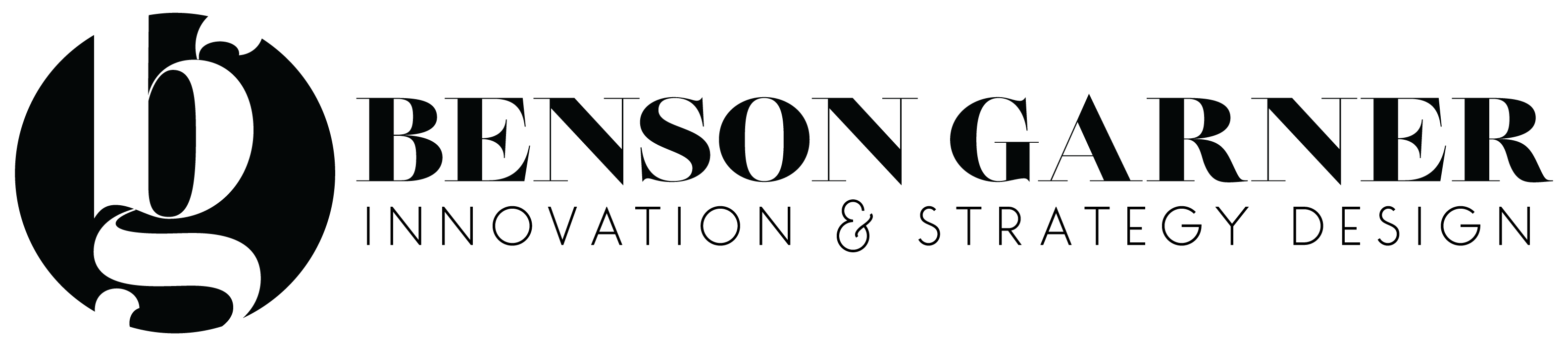 Benson Garner Innovation & Strategy Design