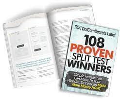 108 Proven Split Test Winners