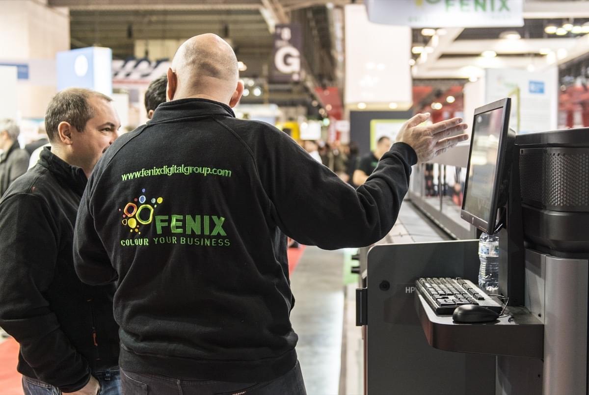 Tutor del Metodo Fenix per la stampa digitale di grande formato