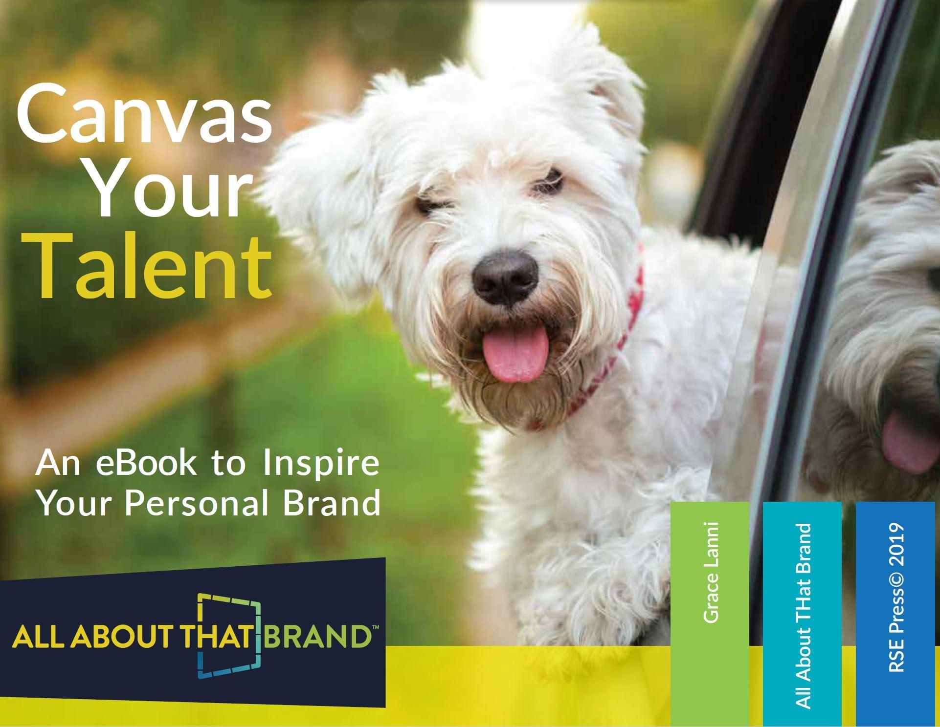 canvas your talent ebook