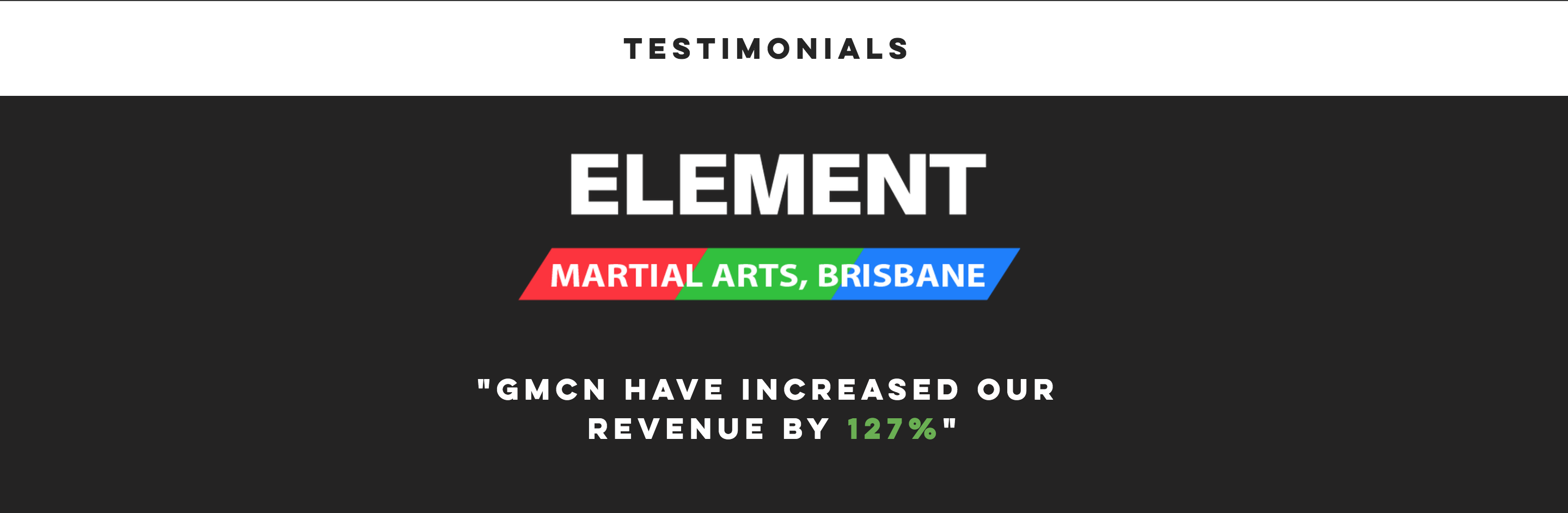 Element Martial Arts Brisbane