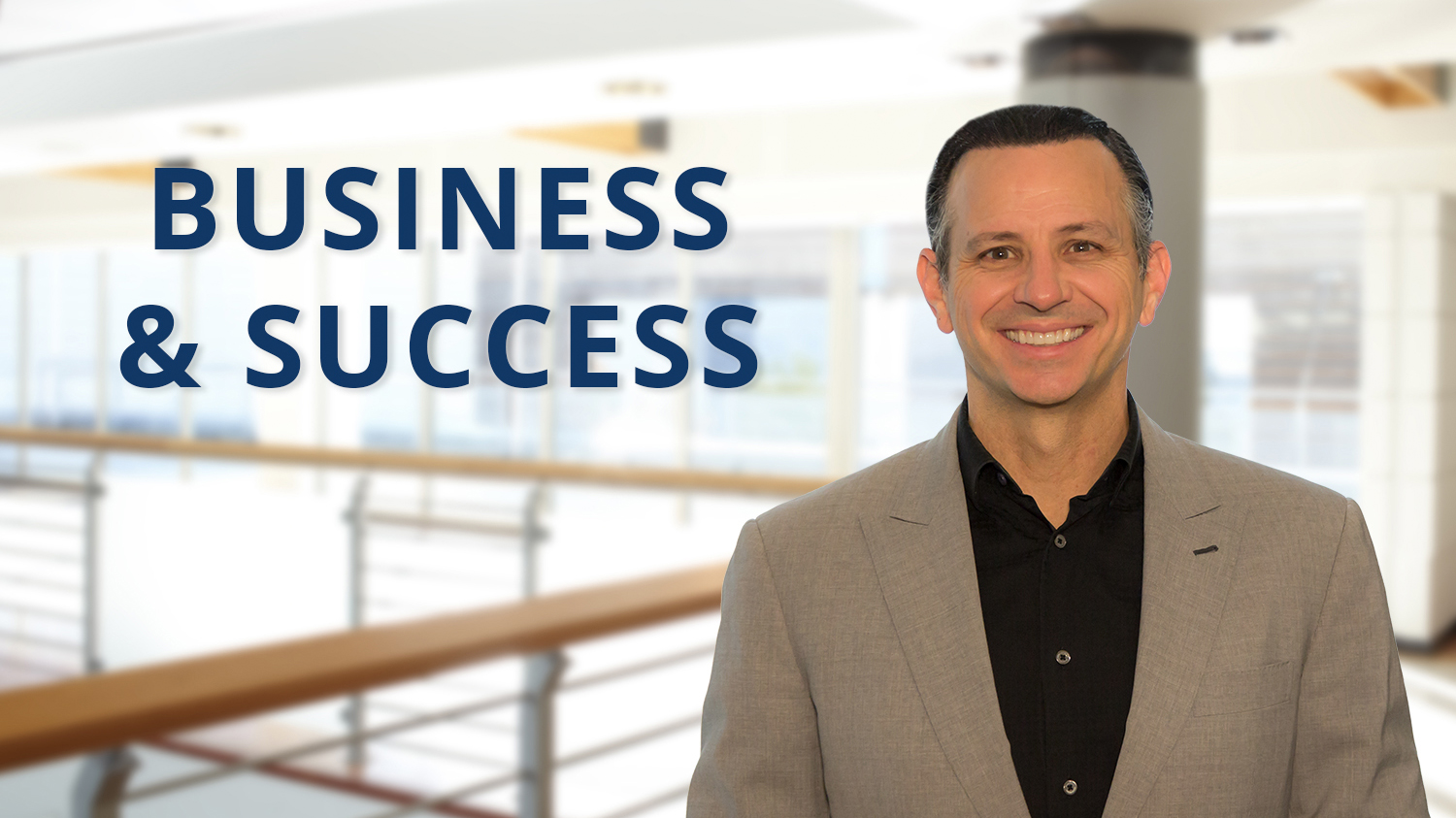 Travis Fox - Architect of Being - Business Success