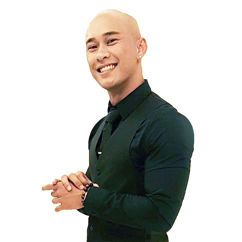 Jay Magpantay, Founder of The Coaching Forum