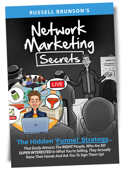 Network Marketing Secrets Book- Arnaque Pyramidale ou Marketing de réseau, Comment faire la différence ?