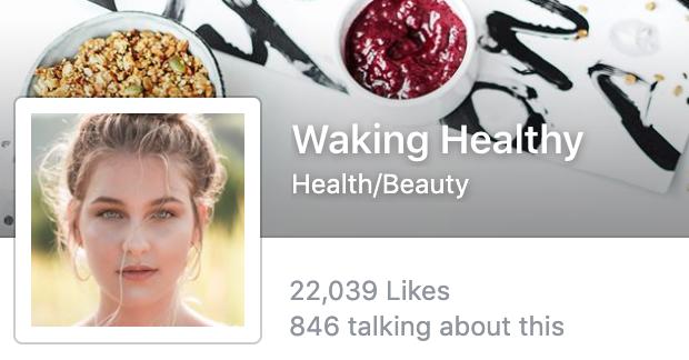 Waking Healthy