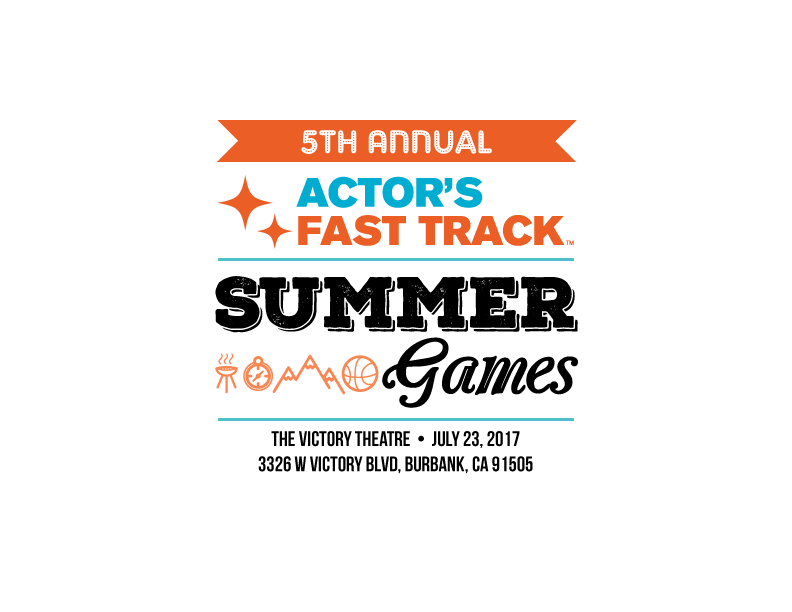 5th Annual Summer Games - Actor's Fast Track™