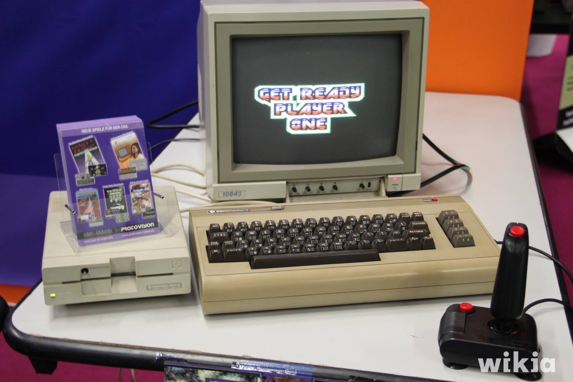 Photo: C64 (CC-Lizenz: BY-SA 2.0)